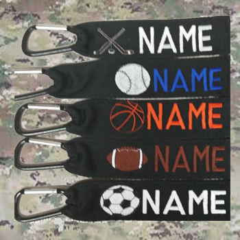 Have one to sell? Sell now PERSONALIZED SPORT DUFFLE/GEAR TAG