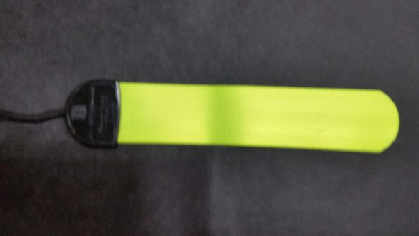gear tag high vis yellow